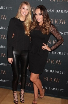 Tamara Ecclestone and Whitney Port