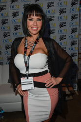 Veronica Avluv - AVN Adult Entertainment Expo 2016 Day Four @ Hard Rock Hotel & Casino in Las Vegas - 01/23/16