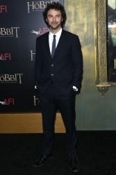 Aidan Turner - 'The Hobbit An Unexpected Journey' New York Premiere, December 6, 2012 - 50xHQ Js0UAgrw