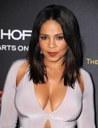 Sanaa Lathan - 2016 Weinstein Company & Netflix Golden Globes After Party @ the Beverly Hilton Hotel in Beverly Hills - 01/10/16