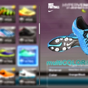 Download PES 2013 Nike Hypervenom Boot by multiCOLOR