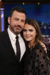 Keri Russell - Jimmy Kimmel Live: May 30th 2017