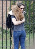 Джессика Честейн, фото 2300. Jessica Chastain 'The Disappearance of Eleanor Rigby' Set in New York City - July 24, 2012, foto 2300