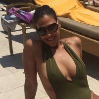 Wendy Davis - IG pic 28.4.2016 (swimsuit/pokies)