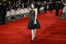 Sarah Greene - Burnt UK Premiere @ the Vue West End in London - 10/28/15