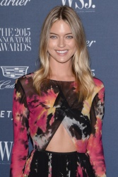 Martha Hunt - 2015 WSJ. Magazine Innovator Awards @ Museum of Modern Art in NYC - 11/04/15