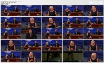 Kirsten Dunst - Conan - 9-14-14