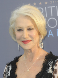 Helen Mirren - 21st Annual Critics' Choice Awards @ Barker Hangar in Santa Monica - 01/17/15