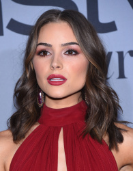 Olivia Culpo - 2015 InStyle Awards @ the Getty Center in Los Angeles - 10/26/15