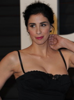 """Sarah Silverman """"2015 Vanity Fair Oscar Party hosted by Graydon Carter at Wallis Annenberg Center for the Performing Arts in Beverly Hills"""" (22.02.2015) 43x   TfFiwDnu"""