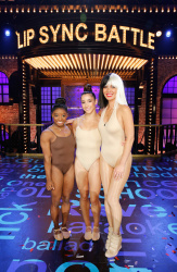 Aly Raisman - Lip Sync Battle: All Stars Live @ CBS Studios in Studio City - 09/11/16