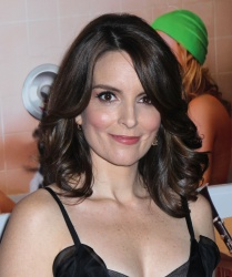 Tina Fey - Sisters New York Premiere @ Ziegfeld Theater in NYC - 12/08/15