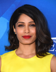 Freida Pinto - WWD And Variety Inaugural Stylemakers' Event @ Smashbox Studios in Culver City - 11/19/15