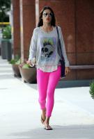 Alessandra Ambrosio - at the gym in LA - 03/22/14