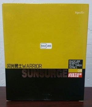 [BadCube] Produit Tiers - OTS-08 Sunsurge (aka Sunstreaker/Solo G1) + OTS-Special 01 Blaze (aka Sunstreaker/Solo Diaclone) - Page 3 IvDzqfsE
