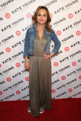 Giada De Laurentiis - Kate Young for Target launch event in NYC 4/9/13