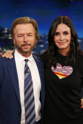 Courteney Cox - Jimmy Kimmel Live: May 5th 2017