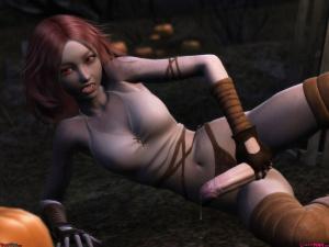 Sexual Fantasy Kingdom - Vampire Halloween