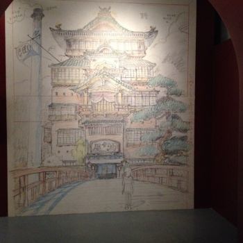 Ghibli s'invite dans la Galerie Art Ludique DS6AlzUe