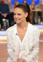 Katie Holmes - Good Morning America: March 29th 2017