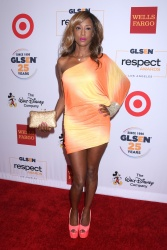 Trina McGee - 2015 GLSEN Respect Awards @ the Beverly Wilshire Four Seasons in Beverly Hills - 10/23/15