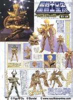 Sagittarius Aiolos Gold Cloth AcyCIu25
