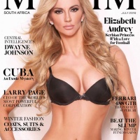 Maxim South Africa – July 2016