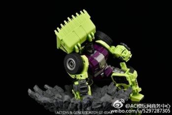 [Generation Toy] Produit Tiers - Jouet GT-01 Gravity Builder - aka Devastator/Dévastateur - Page 2 ULWqg24U