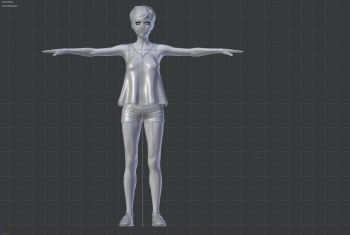 Tutorial][Requested] DAZ Studio Characters to UE4 (via Blender