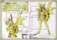 Dragon Shiryu God Cloth ~ Original Color Edition ~ Acm4Ny12