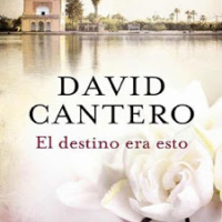 El destino era esto – David Cantero