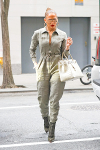Jennifer Lopez - Heads To A Private Function In NYC (8/26/17)