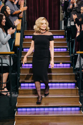 Jessica Lange - The Late Late Show with James Corden: March 2nd 2017