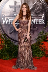 Rose Leslie - The Last Witch Hunter UK Premiere @  Empire Leicester Square in London - 10/19/15