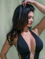 Дениз Милани, фото 5232. Denise Milani Black Bikini 2012 :, foto 5232