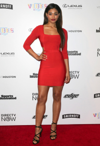 Danielle Herrington - VIBES By SI Swimsuit 2017 Launch Festival in Houston - February 17th 2017