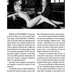 Gatas QB - Paulo Futre, Daria Kolesnikova, Iryna Ivanova e Catherine Elizabeth Playboy Portugal Outubro 2015
