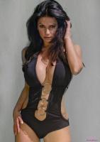 Дениз Милани, фото 5223. Denise Milani Black Bikini 2012 :, foto 5223