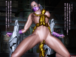 Broken Diva - Injuu Tobatsu Warrior Bikini NINJA