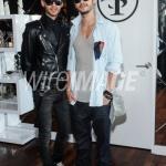 [31.07.13] Bill & Tom en el pre-lanzamiento de la colección 2014 de Shay Todd en Los Ángeles AbkSAwXB