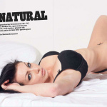 Gatas QB - Nadja No Frontal Mag (Revista Frontal) Janeiro 2014
