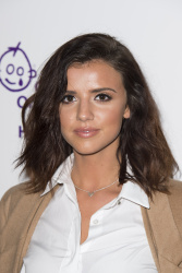 Lucy Mecklenburgh - Shop Wear Care In Aid Of Great Ormond Street Hospital Children's Charity @ Claridge's Hotel in London - 11/16/15
