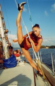 Nude Gymnast 07.02.2016 (Solo, Flexy, Gymnastics, Toys, Acrobatics) (110)