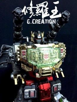 [GCreation] Produit Tiers - Jouet ShuraKing - aka Combiner Dinobots - Page 3 InC5vpPY