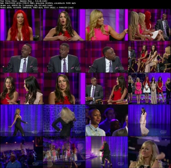 Cast of Total Divas - Arsenio Hall - 3-6-14