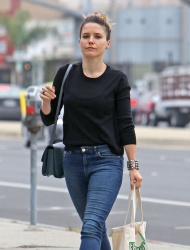 Sophia Bush - Out & About in Venice 6/15/15