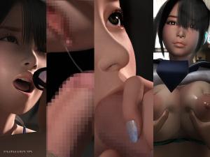 Naked asian pusy boob