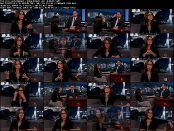 Julia Louis-Dreyfus - Jimmy Kimmel Live -3-26-14