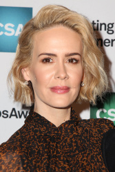 Sarah Paulson - Casting Society Of America's 31st Annual Artios Awards @ The Beverly Hilton Hotel in Beverly Hills - 01/21/16