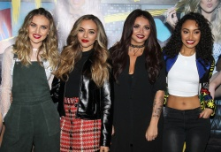 Little Mix - Get Weird Los Angeles Album Signing & Performance @  the Hard Rock Cafe in Hollywood - 11/03/15